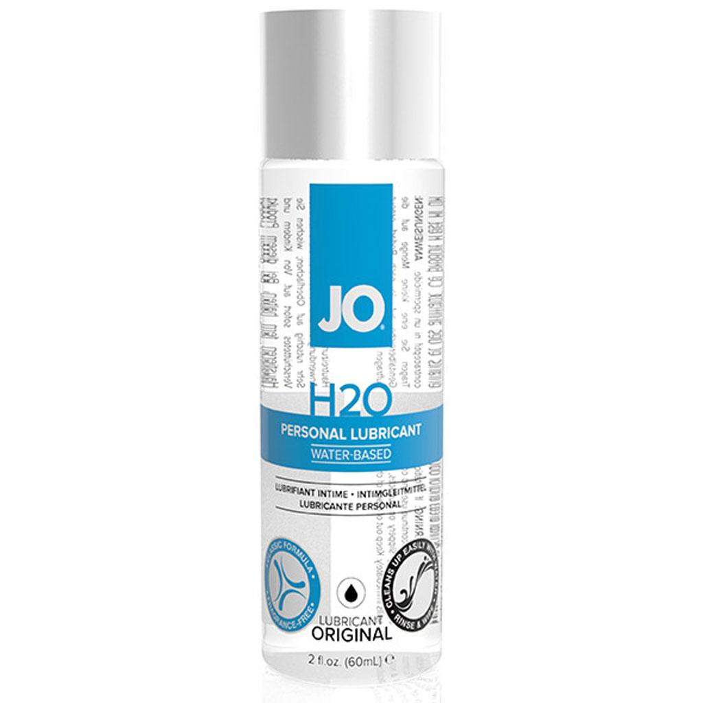 System JO – H2O Glijmiddel 60 mL