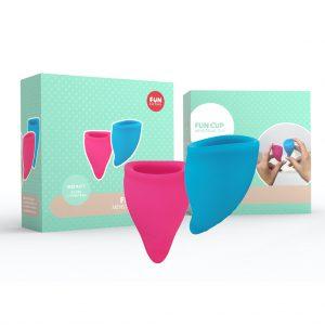 fun cup menstruatie cup maat A