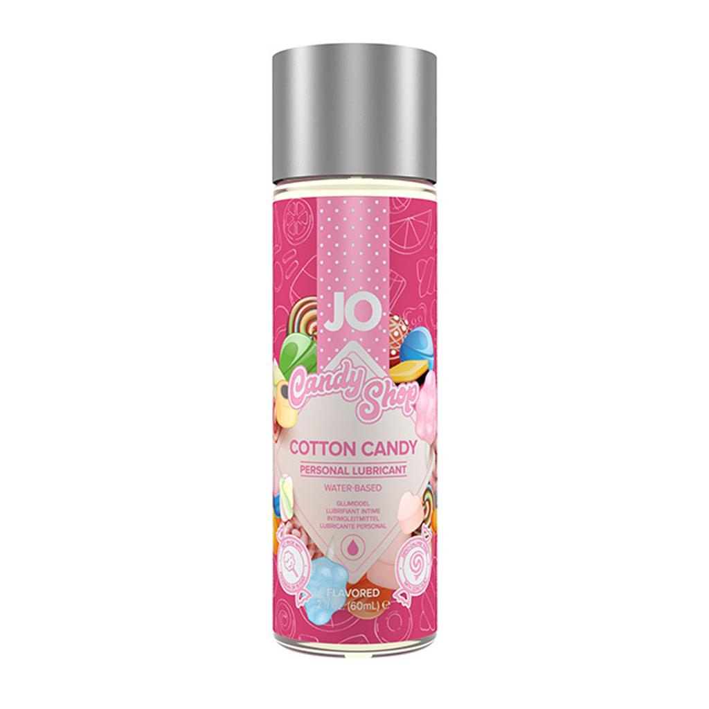 System JO – Candy Shop H2O Suikerspin Glijmiddel 60 ml