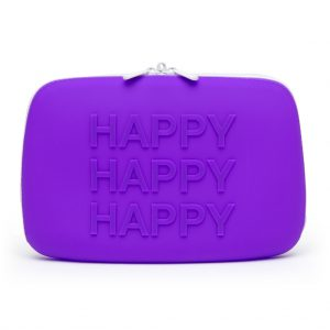 happy rabbit opberg etui paars sextoys