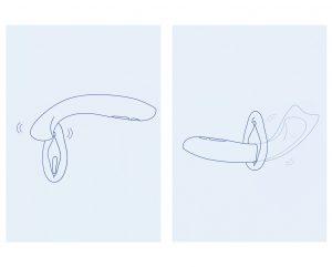 dame arc g-spot en clitoris stimulatie blog