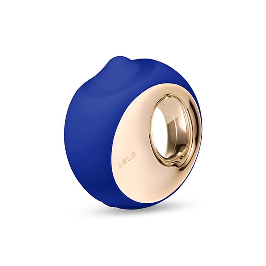 LELO ORA 3 Blauw – Clitoris Tong Vibrator