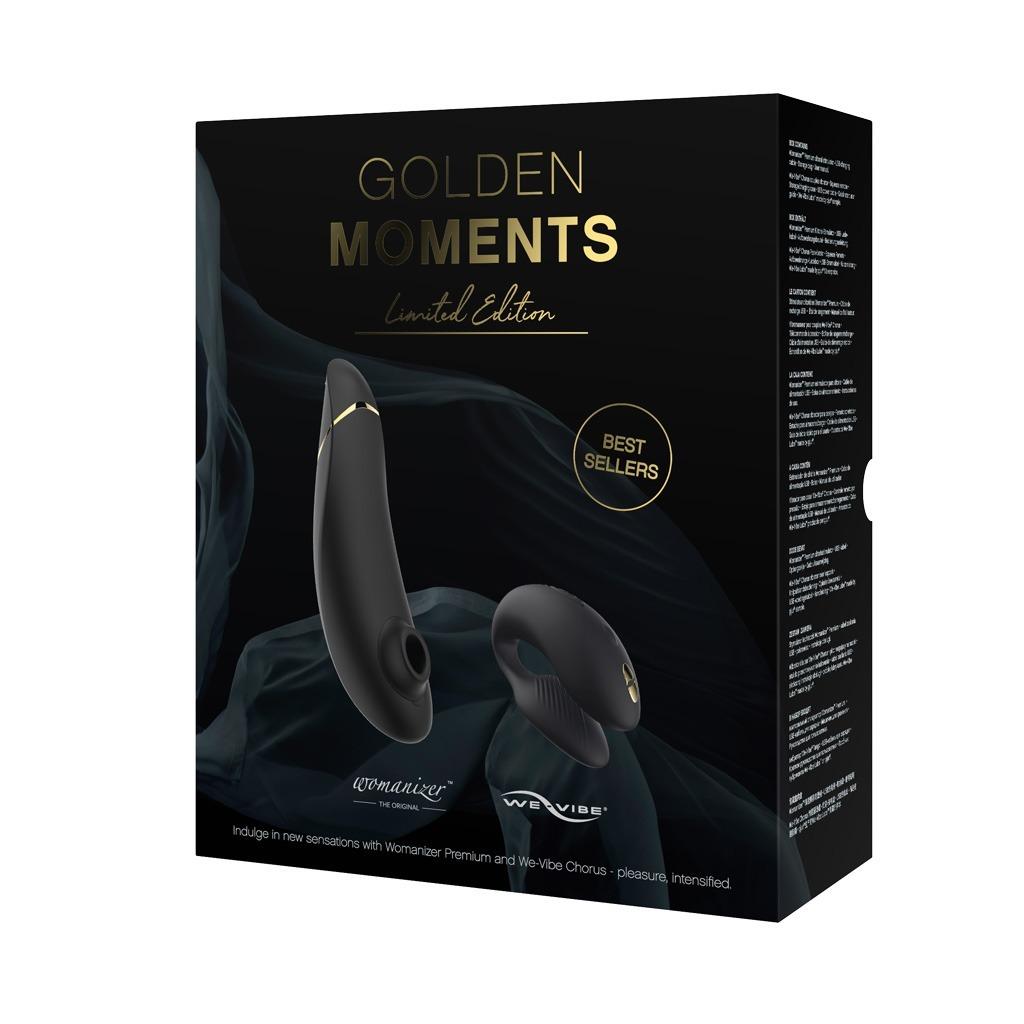 golden moments womanizer we-vibe set