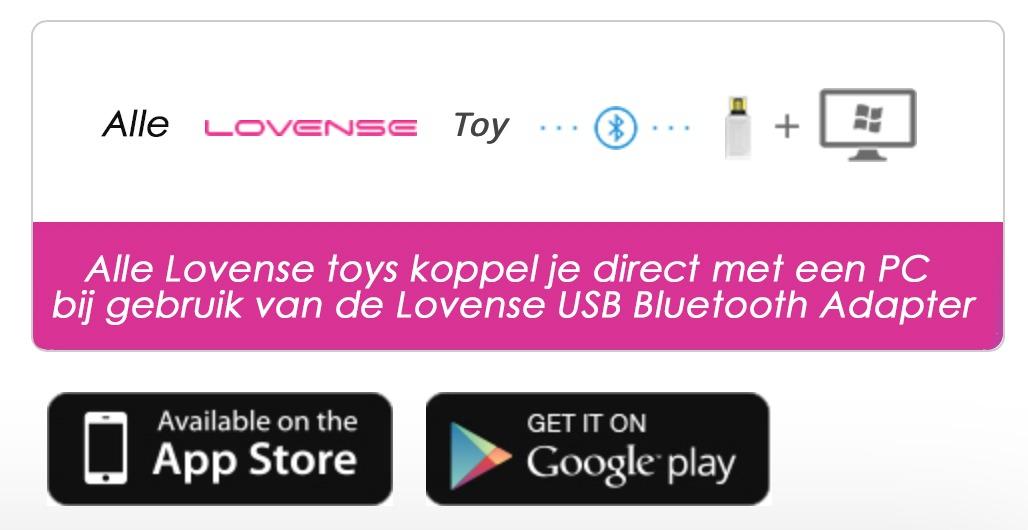 bluetooth adapter lovense