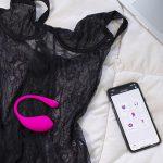 lovense lush 3 nieuw app vibratie ei