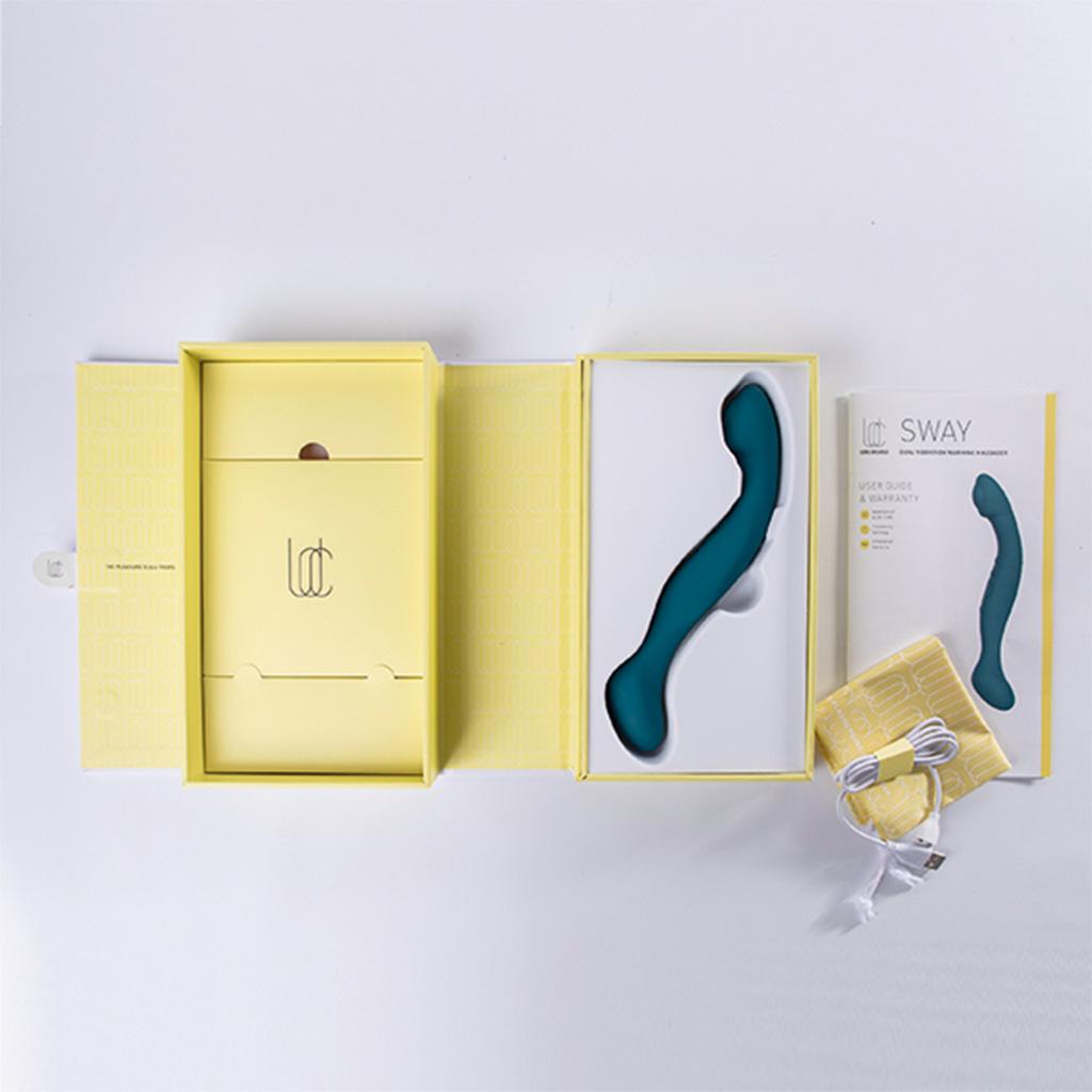 verpakking vibrator sway