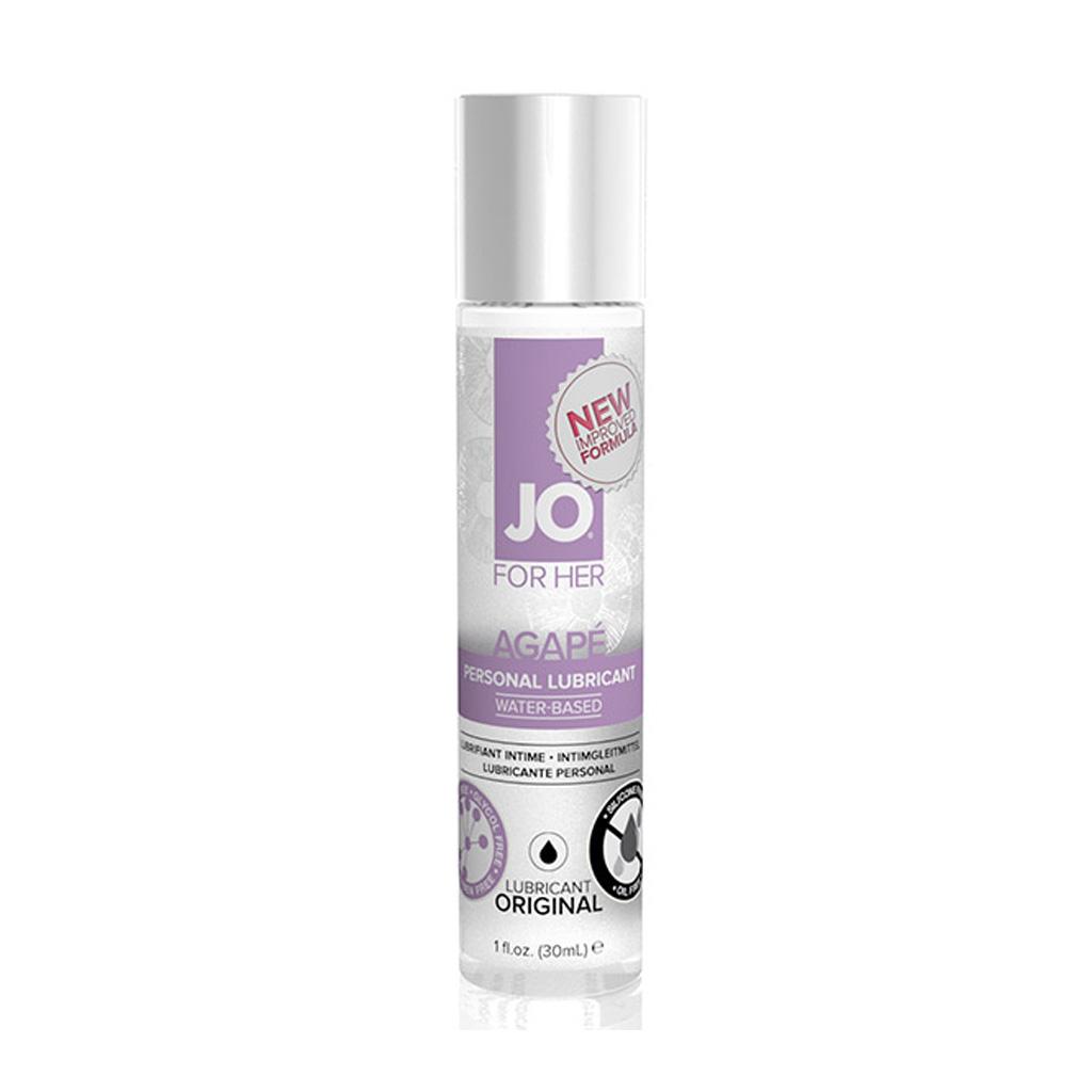 System Jo – For Her Agape Glijmiddel 30ml