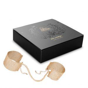 Bijoux indiscret handboeien goud