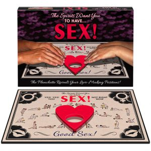 Kheper games the spirit wants you to have sex