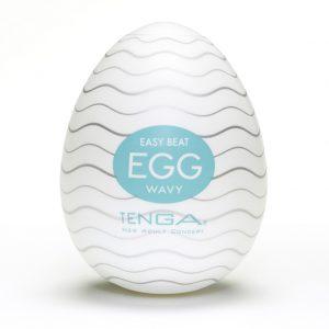 tenga ei egg wavy