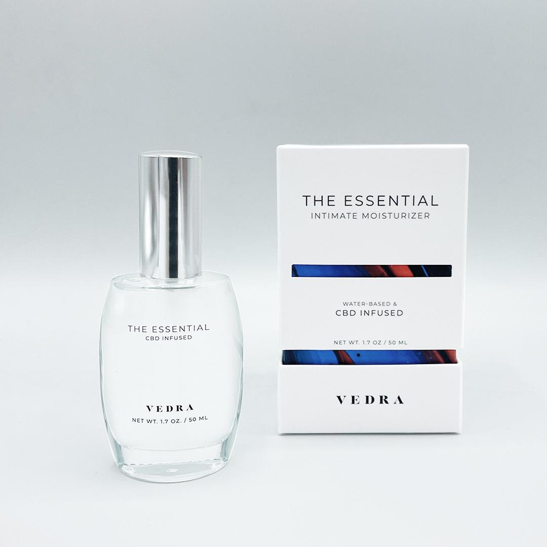 Vedra the Essential – Glijmiddel met CBD Waterbasis