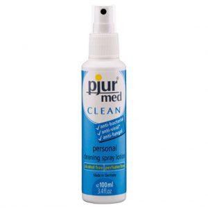 Pjur med cleaning spray kopen
