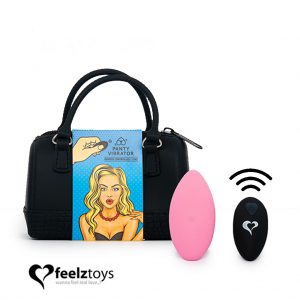 Feelztoys panty vibrator roze