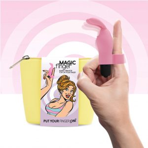 feelztoys magic vinger vibrator